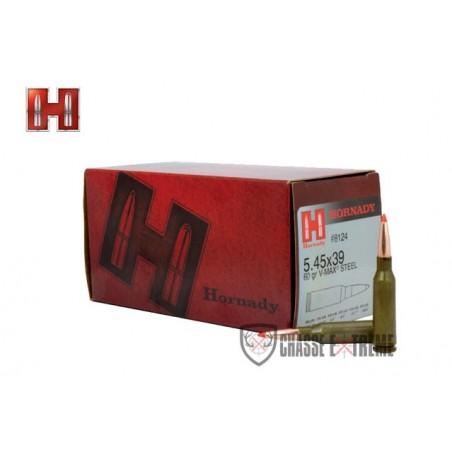 MUNITIONS HORNADY 5,45X39 MM 60 GR V-MAX VARMINT EXPRESS CENTRALE