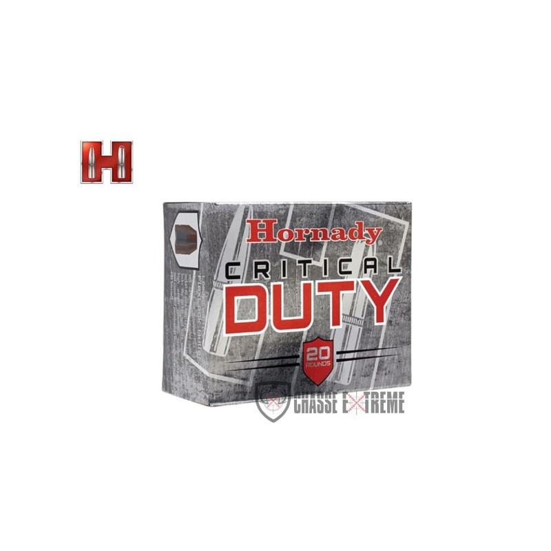 MUNITIONS HORNADY 40 S&W 175 GR FLEXLOCK CRITICAL DUTY