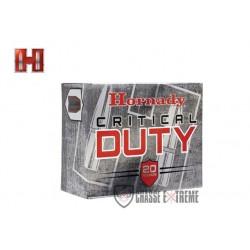 MUNITIONS HORNADY 45 AUTO +P 220 GRAINS FLEXLOCK® CRITICAL DUTY®