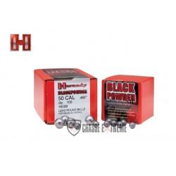 MUNITIONS HORNADY 50 CAL .480 RONDES HORNADY®