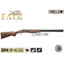 Fusil Superposé Fair Classic Acier Ejecteur - Bascule Noire 20/76