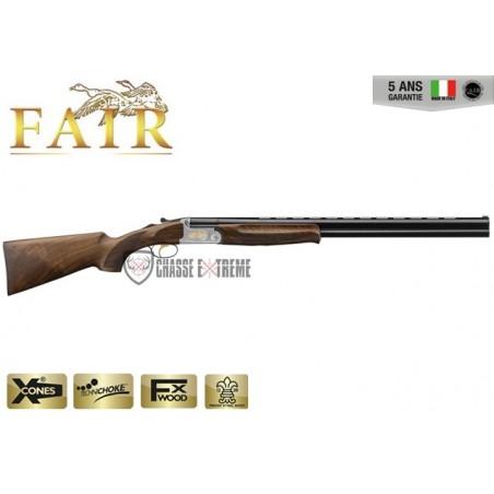 Fusil Superposé Fair Lusso Acier Ejecteur 12/76
