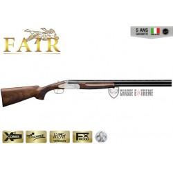 FUSIL FAIR SUPERPOSE LUSSO ERGAL FAUX CORPS EJECTEUR CAL.410