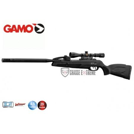 Carabine Gamo Replay Black 10X Maxxim IGT + Lunette 3-9 x 40 WR