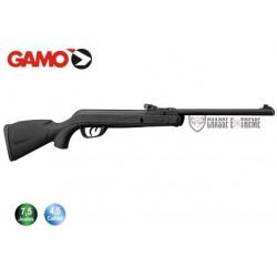 Carabine Gamo Delta Synthétique canon fluté 7,5 joules