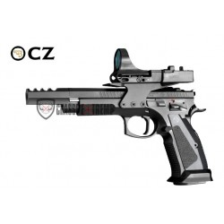 PISTOLET CZ 75 TS CZECHMATE CAL 9X19