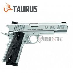 PISTOLET TAURUS PT-1911 INOX 45 ACP