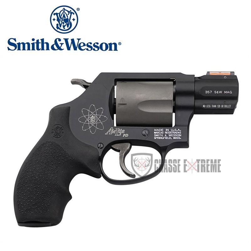 REVOLVER S&W 360 PD 357 MAG