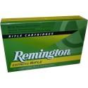 Munitions Remington calibre 30-06 PSP 150 grains