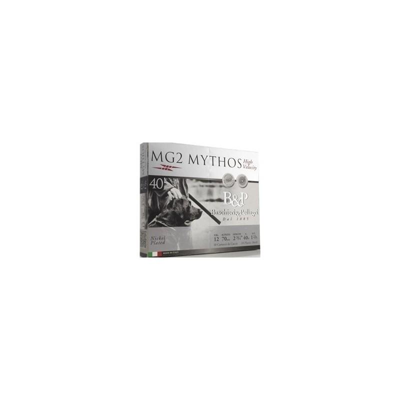 B&P MG2 Mythos HV 40 g cal 12/70