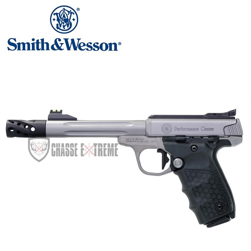 REVOLVER S&W 22 VICTORY TARGET CAL 22LR