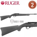 CARABINE RUGER 10/22 TACTICAL SYNTHÉTIQUE