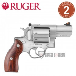 REVOLVER RUGER REDHAWK STAINLESS 357 MAG