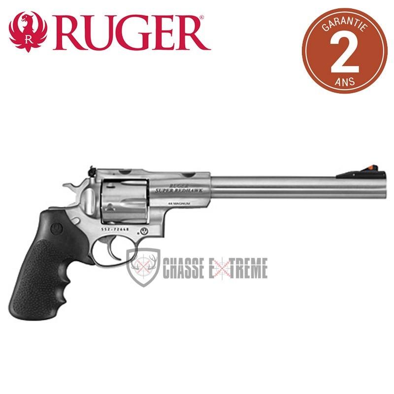 """REVOLVER RUGER SUPER REDHAWK STAINLESS 44 REM MAG 9,5"""""""