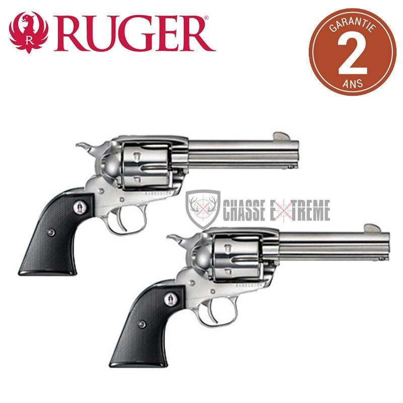 REVOLVER RUGER VAQUERO SASS 357 MAG