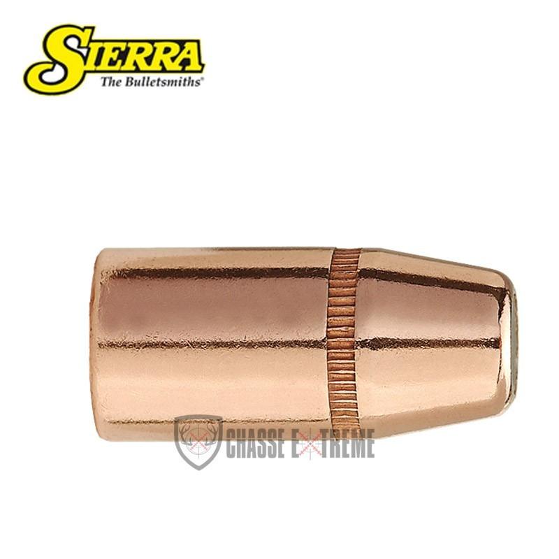 100 OGIVES SIERRA 357 MAG 180GR FPJ