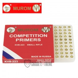 100 AMORCES MUROM SMALL RIFLE