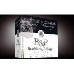 Cartouches B&P COMPAK SPORTING SHORT RANGE