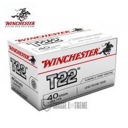 50 MUNITIONS WINCHESTER TARGET 22LR 40GR