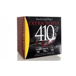 B&P extra rossa 12mm 10 g cal 36/50
