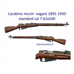 Carabine Mosin Nagant 1891 - 1930 Standard 7.62 X 54 R
