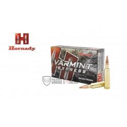 20 MUNITIONS HORNADY VARMINT EXPRESS 6.5 CREEDMOOR 95 GRS V-MAX