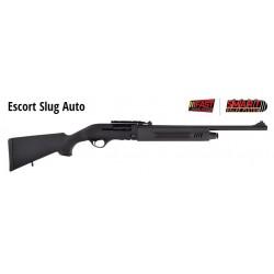 Fusil escort synthétique slug hausse et guidon + rail weaver