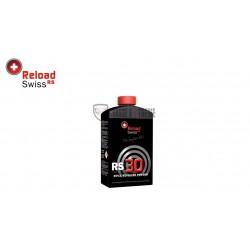 POUDRE RELOAD SWISS RS30 BIDON DE 500G