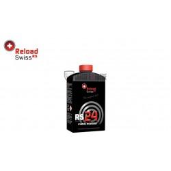 POUDRE RELOAD SWISS RS24 BIDON DE 500G