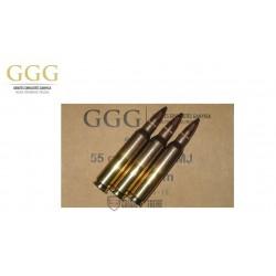 50 MUNITIONS GGG 55 GR CAL 223 REM FMJ
