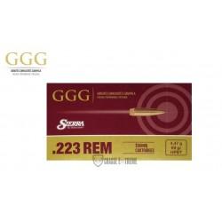 800 MUNITIONS GGG 69 GR CAL 223 REM HPBT