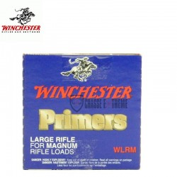 1000 AMORCES WINCHESTER LARGE RIFLE MAGNUM