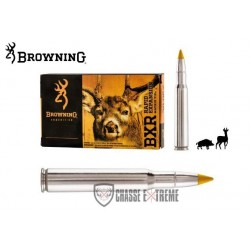 Munitions Browning BXR EXPANSION RAPIDE 300 WM 155gr