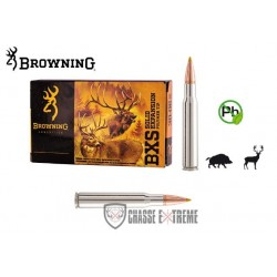 MUNITIONS BROWNING BXS 270 WIN 130GR