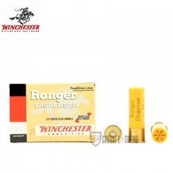 CARTOUCHES WINCHESTER RANGER DISPERSER 27 GR CAL 20/70