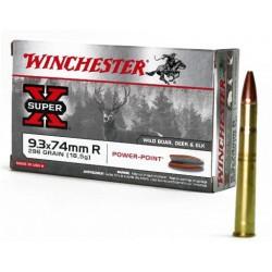 Munitions calibre 9.3x74R winchester 286 grain power point