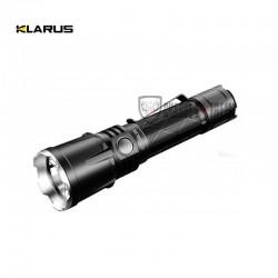 LAMPE TACTIQUE KLARUS RECHARGEABLE XT21X LED - 4000 LUMENS