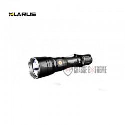 LAMPE TACTIQUE KLARUS RECHARGEABLE XT12GT LED - 1600 LUMENS