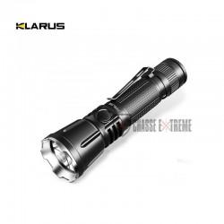 LAMPE TACTIQUE KLARUS RECHARGEABLE 360X3 - 3200 LUMENS