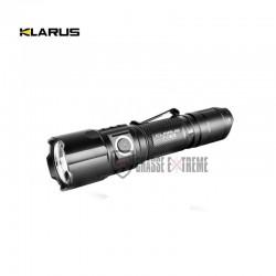 LAMPE TACTIQUE KLARUS RECHARGEABLE FX10 LED - 1000 LUMENS