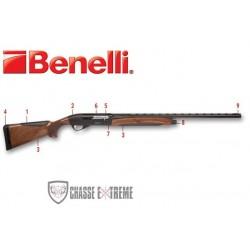 FUSIL BENELLI RAFFAELLO BLACK CAL 12/76