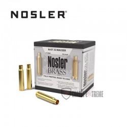 50 DOUILLES NOSLER CAL 8X57 JS MAUSER