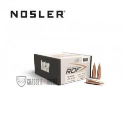 100 OGIVES NOSLER RDF HPBT CAL.30 175 GR