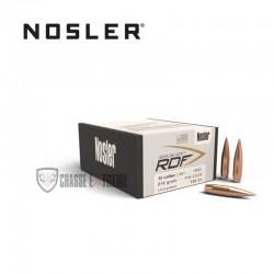 100 OGIVES NOSLER RDF HPBT CAL.30 210 GR
