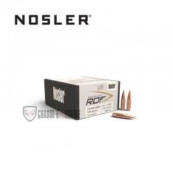 100 OGIVES NOSLER RDF HPBT CAL.6.5MM 130 GR