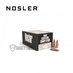100 OGIVES NOSLER HPBT C530 CAL.6.8MM 115 GR