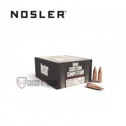 100 OGIVES NOSLER HPBT CAL.8MM 200GR