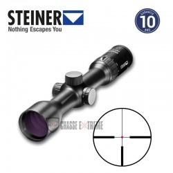 LUNETTE STEINER RANGER 2-8X42 ILLUMINEE