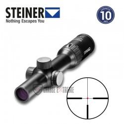 LUNETTE STEINER RANGER 1-4X24 ILLUMINEE