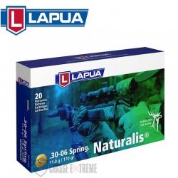 20 MUNITIONS LAPUA SPRING NATURALIS CAL 30-06-170 GR